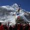 ... die für die Sherpas unabkömmlich ist, ...