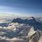 Makalu vom Gipfelgrat