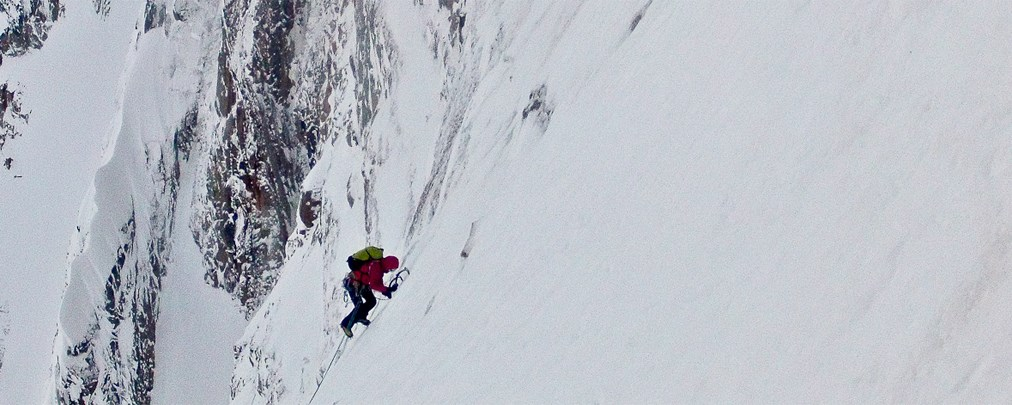 Video: Hansjörg Auer am Mount Reaper