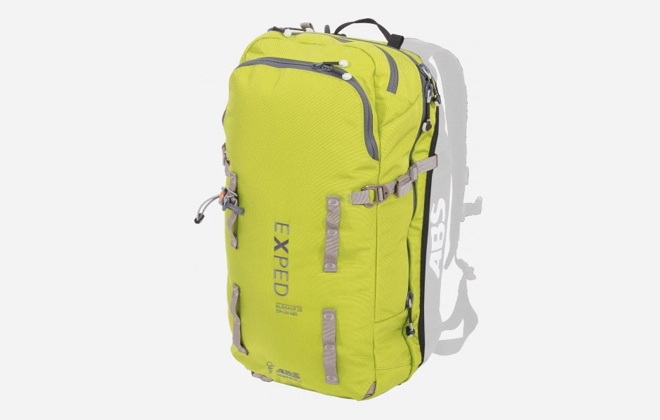 Zip-on: Exped Glissade ABS Zip-on 25