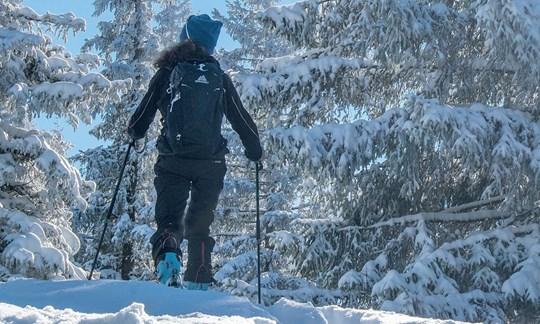 Skitour Rucksack Test