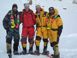 Wintererstbesteigung Nanga Parbat