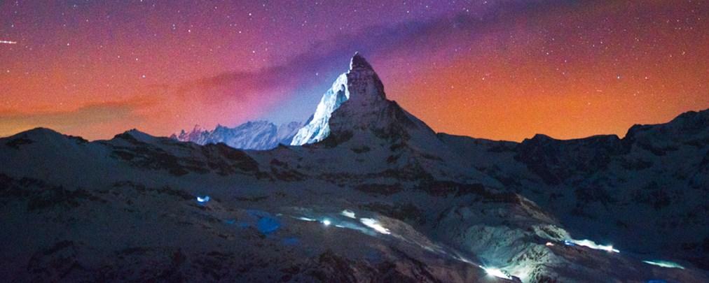 Matterhorn, Hörnligrat, Tourentipp, Hochtour