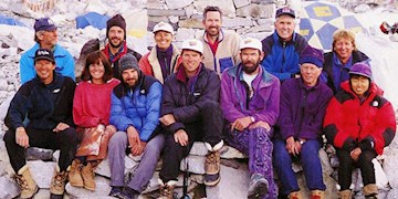 10. Mai 1996: Die Katastrophe am Everest