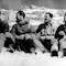 1961: Spektakel Winterbesteigung