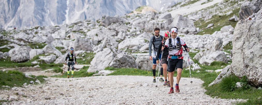 Lavaredo Ultra Trail: In 30 Stunden durch die Dolomiten