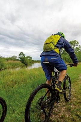 Bike-Rucksäcke Test