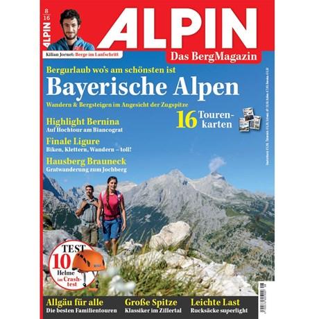 Fotogalerie zu ALPIN 08/2016