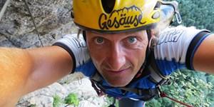 Christian Stangl: 50 Klettersteige zum 50.