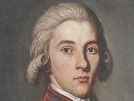 Erstbesteiger der Jungfrau: Johann Rudolf Meyer.