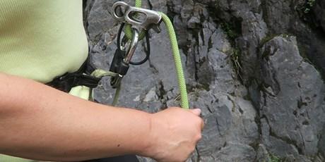 """Sind schwerere Kletterer mit dem """"Smart"""" besser zu sichern als mit dem """"ATC""""?"""