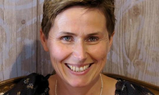 """Unsere Expertin Katharina Wessel von """"Outdoorschuhe"""" in München."""
