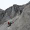 Danach ist der spannende Weiterweg zum Gipfel frei!