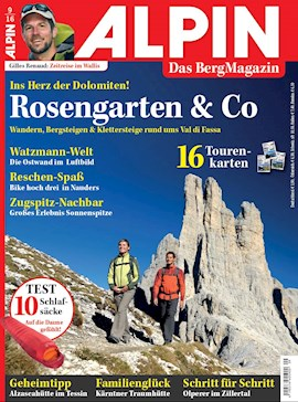 Biketouren-Reportage Nauders am Reschenpass