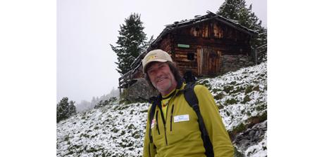 ALPIN-Leser mit Hans Kammerlander auf Tour