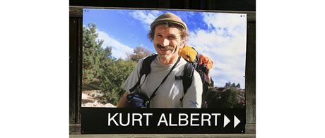 Gedenkfeier für Kurt Albert