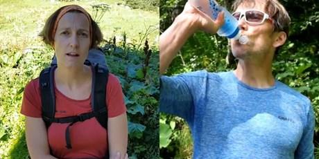 Ist das Wasser auf Hütten Trinkwasser?