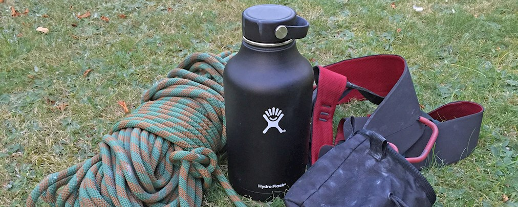 Im Praxistest: Hdyro Flask 64oz Growler