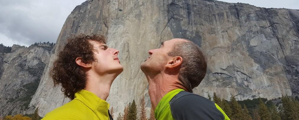 """Adam Ondra klettert """"The Nose"""""""