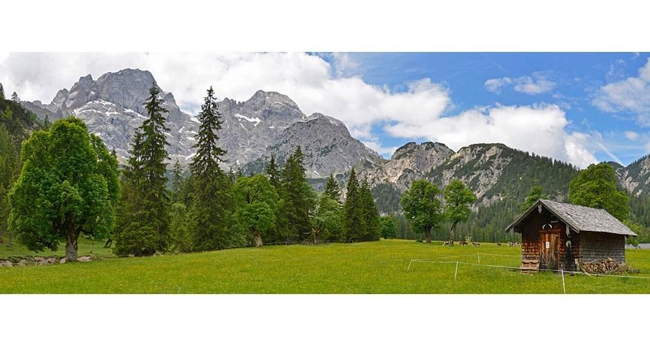 Rohntalboden im Karwendelgebirge