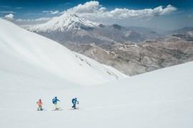Inside Iran: Auf Skitour in Persien