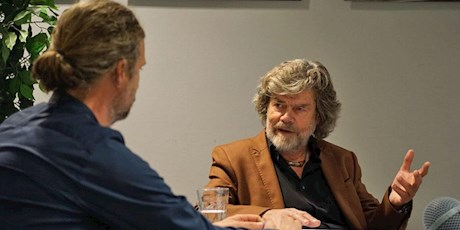 Interview mit Reinhold Messner