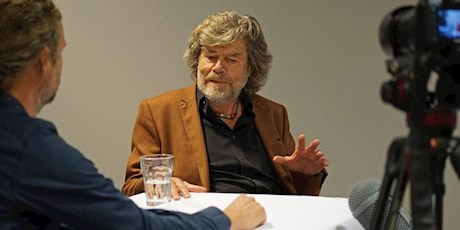 Interview mit Reinhold Messner Teil 2
