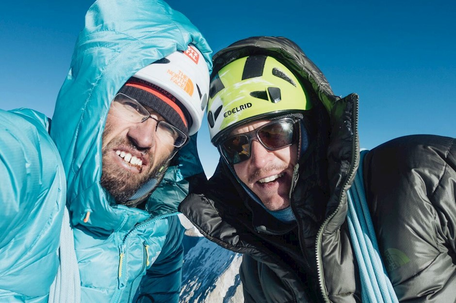 Erfolg am Gimmigela im Himalaya