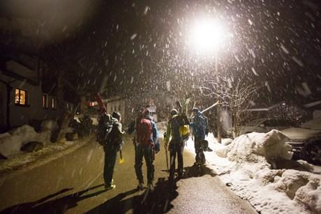 Skitour Hoch Tirol: Abenteuerliche Haute Route