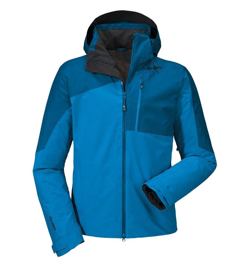 Schöffel GTX Jacke PadovaHybrid plus ZipIn Jacket Rom