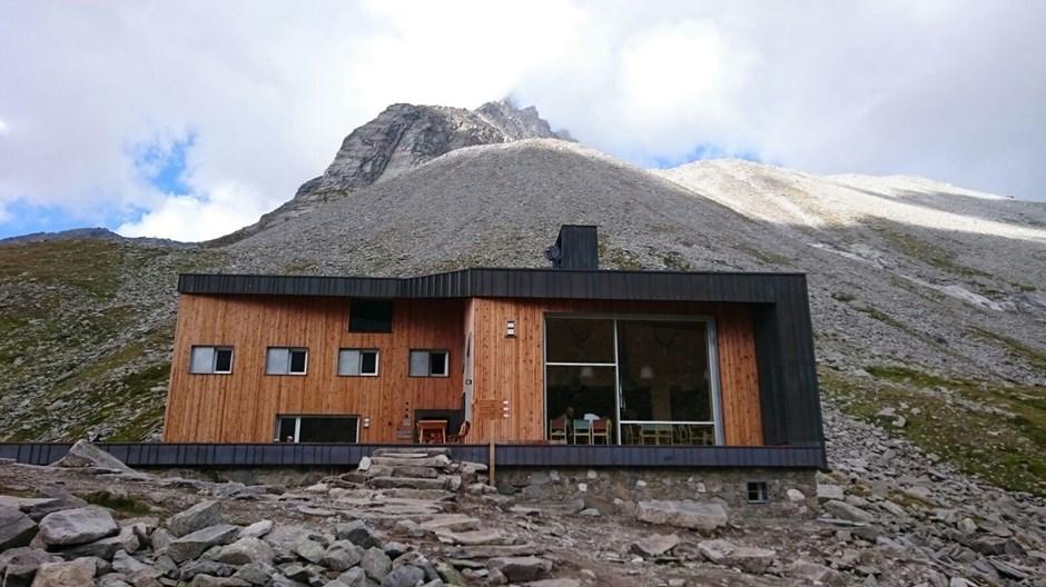 Plazu zwei (26,82%): Edelrauthütte