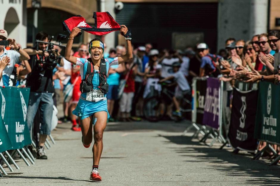 Chamonix: Triumph beim UTMB