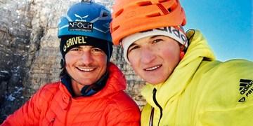 Simon Gietl und Michi Wohlleben: Erste Wintertraverse der Drei Zinnen