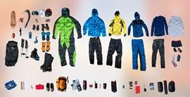 Sp leicht wie möglich: Kilian Jornets Everest-Ausrüstung.