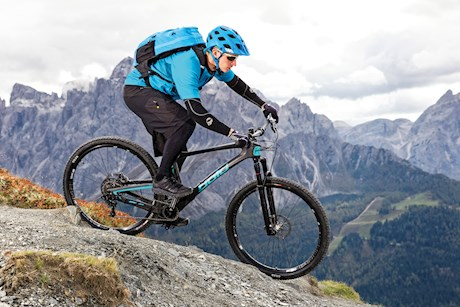 Mountainbike-Test 2017