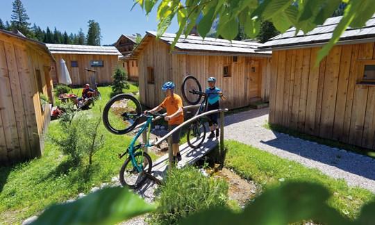 Unsere Test-Basis: Dolomiten-Lodges -klein & fein!