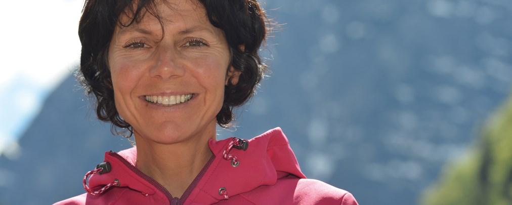 Interview mit Gerlinde Kaltenbrunner