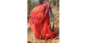 Produkttest Osprey Radial 34