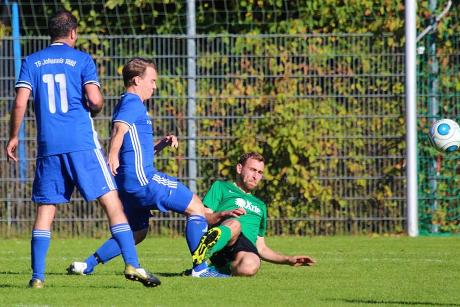 Kreisliga Nürnberg/Frankenhöhe 2, 12. Spieltag