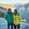 Glücklich und zufrieden auf dem El Capitan
