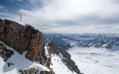Fotogalerie: Die Zugspitze