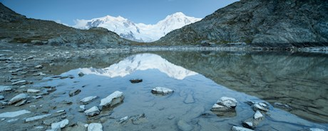 Fotogalerie: Die Dufourspitze