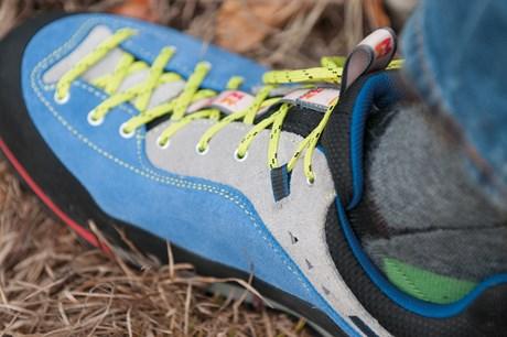 Approach-Schuhe im Detail