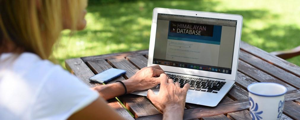 Himalayan Database: Jetzt für jedermann zugänglich