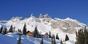 Lieblings-Berghütten