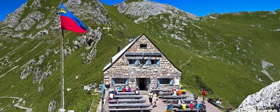 Liechtenstein: Grauspitze