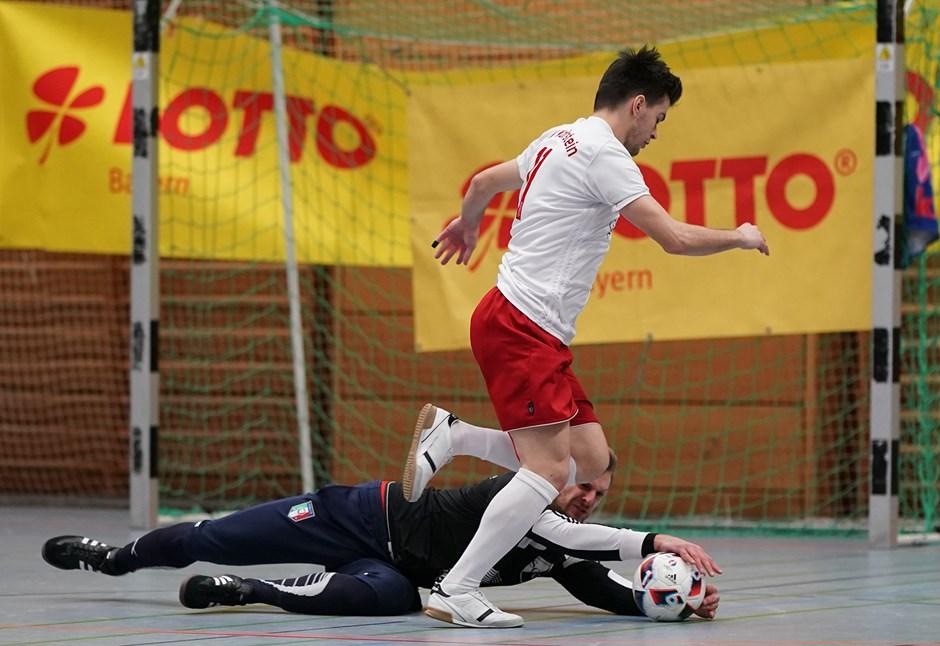 Hallenkreismeisterschaft Neumarkt/Jura, Halbfinale