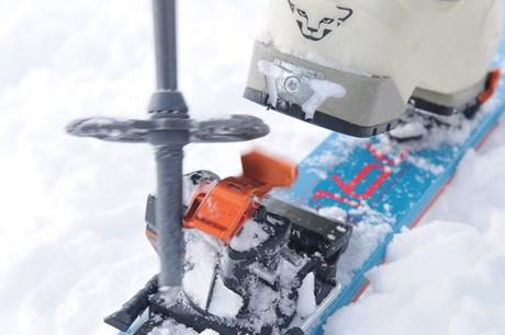 Skitouren-Bindungen im Detail