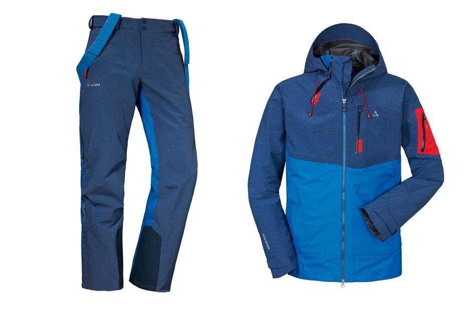 Produkttest - Schöffel Keylong Jacket + Pants