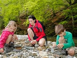 Mit Kindern in die Berge